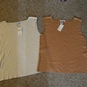 Coldwater creek tank top bundle